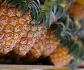 Natürliches Hustenmittel: Ananas