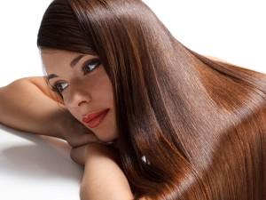 Dicke und gesunde haare