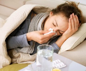 Ist das Immunsystem geschwächt, haben Erkältungen ein leichtes Spiel!