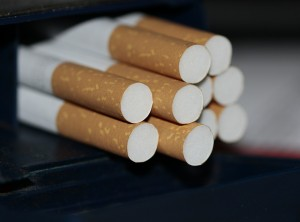 Zigaretten: Klein aber süchtig machend