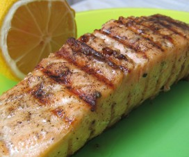 Lachs Omega-3-Fettsäuren
