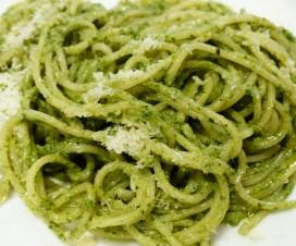 spaghetti-gruen
