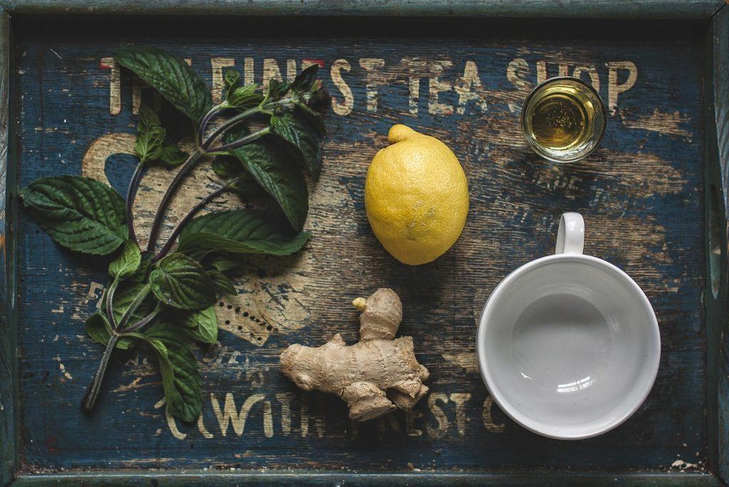 Gesundheit pur mit natürlichen Zutaten